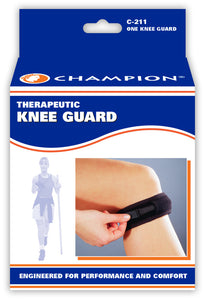 C-211 / THERAPEUTIC KNEE GUARD / PACKAGING
