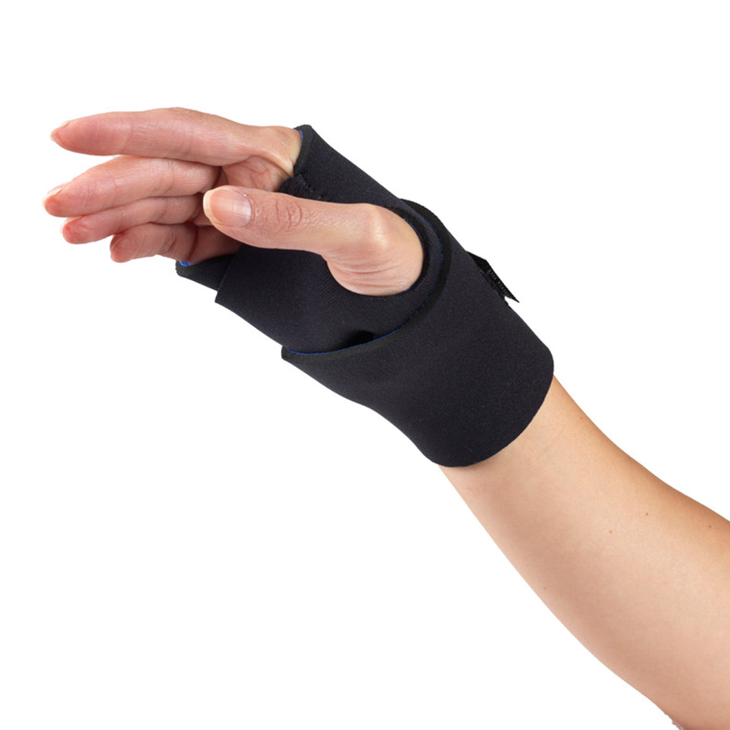 NEOPRENE WRAPAROUND WRIST SUPPORT