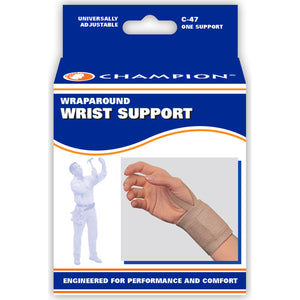 WRAPAROUND WRIST SUPPORT PACKAGING