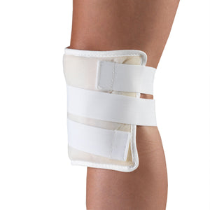 "THERMA-KOOL REUSABLE HOT / COLD COMPRESS 6"" X 10"" ON KNEE"