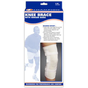 C-65 / KNEE BRACE - HINGED BARS / PACKAGING