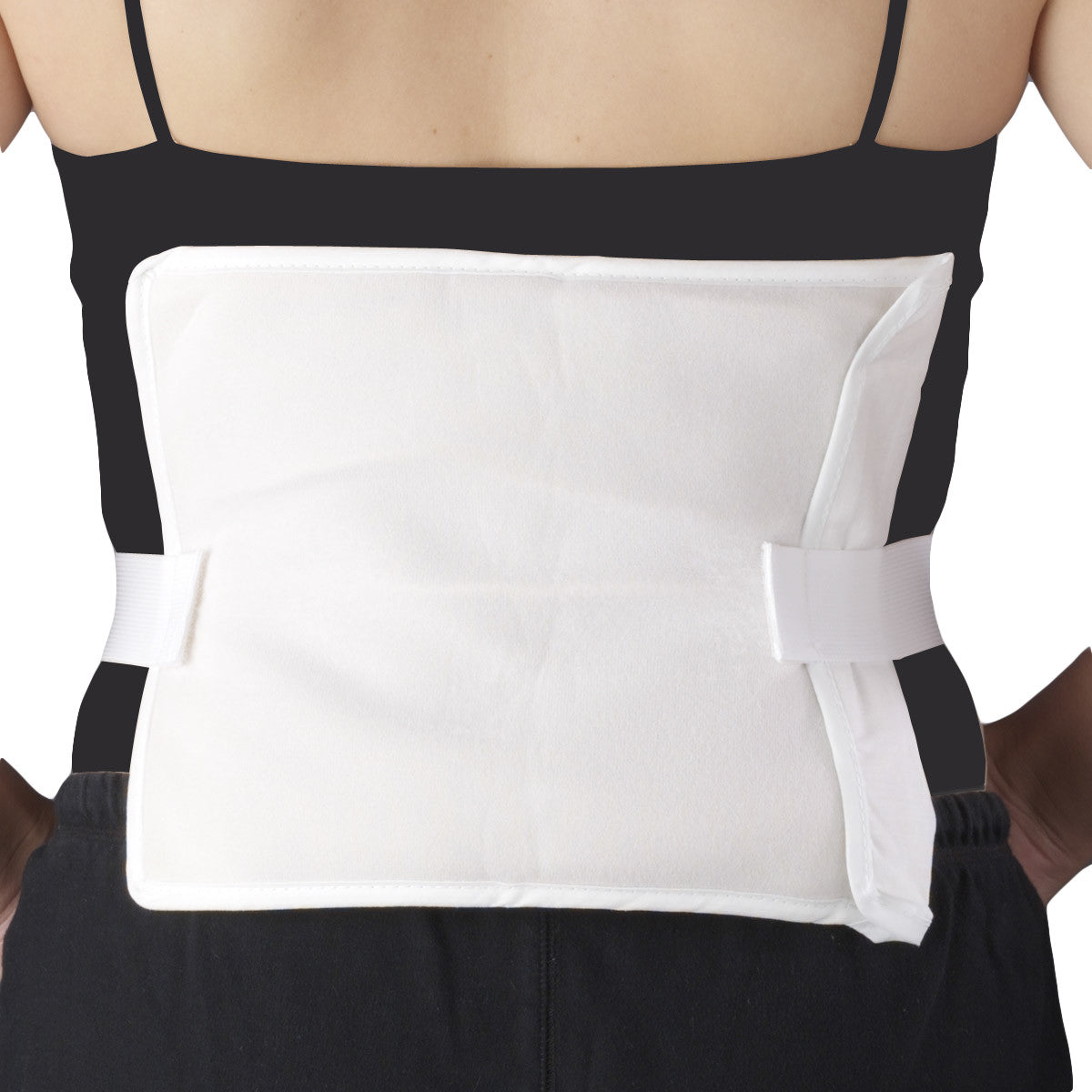 THERMA-KOOL REUSABLE HOT & COLD COMPRESS ON BACK