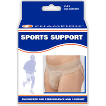 FRONT OF SPORTS SUPPORT PACKAGING