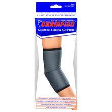 FRONT OF AIRMESH ELBOW SUPPORT PACKAGING