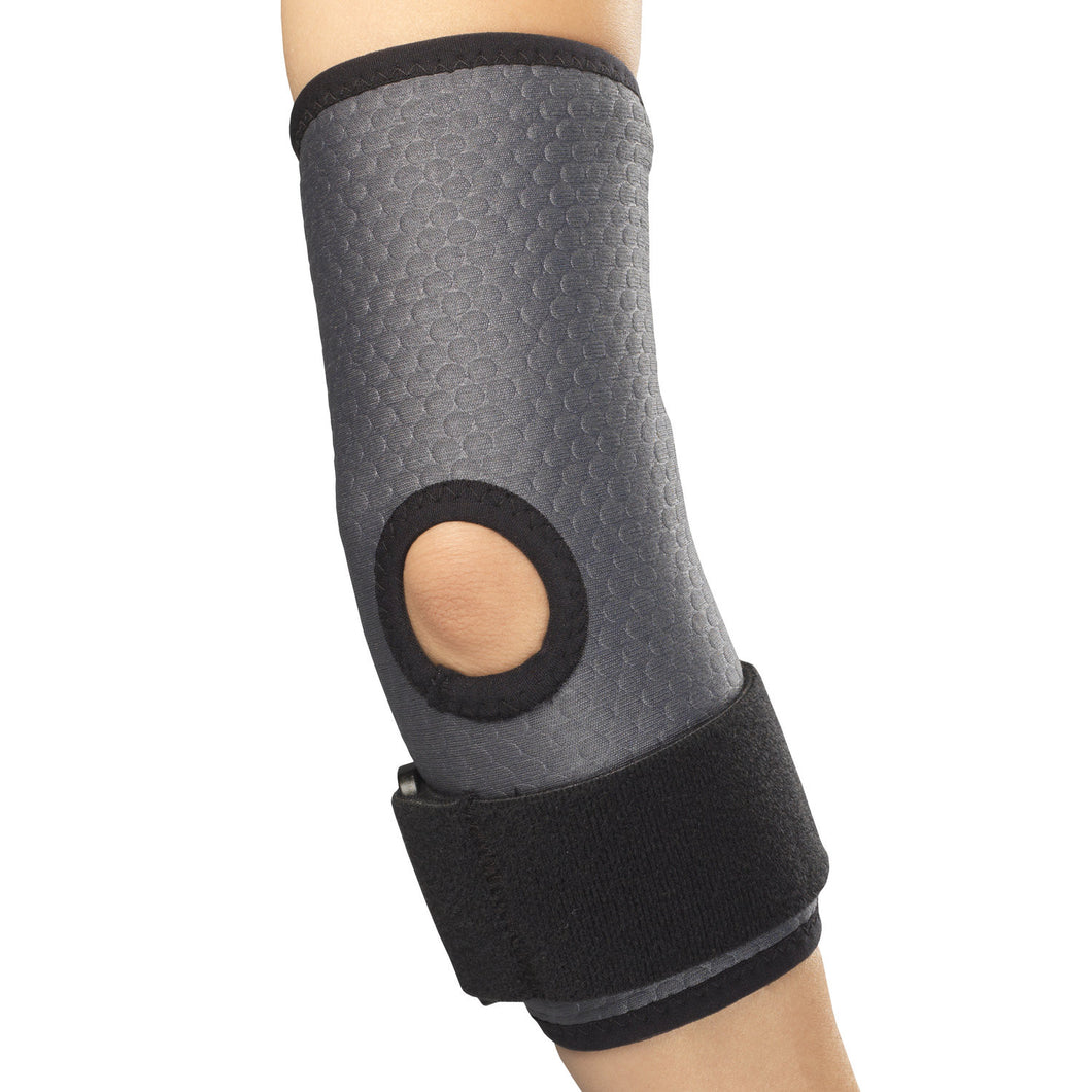0420 / AIRMESH ELBOW SUPPORT WITH STRAP