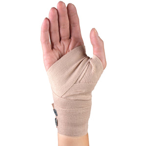 "2"" ELASTIC BANDAGE ON HAND"