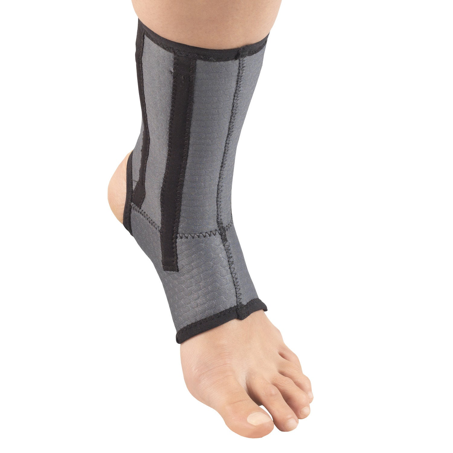 AIRMESH ANKLE SUPPORT WITH FLEXIBLE STAYS