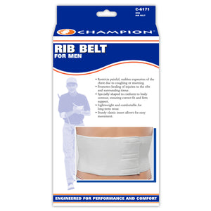 C-6171 / RIB BELT FOR MEN / PACKAGING