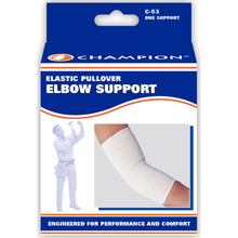 C-53 / FIRM ELASTIC ELBOW SUPPORT / PACKAGING