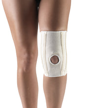 PAIR OF LEGS WITH KNEE BRACE WITH HOR-SHU SUPPORT PAD