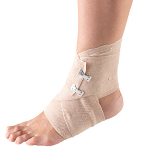 "3"" ELASTIC BANDAGE ON FOOT"