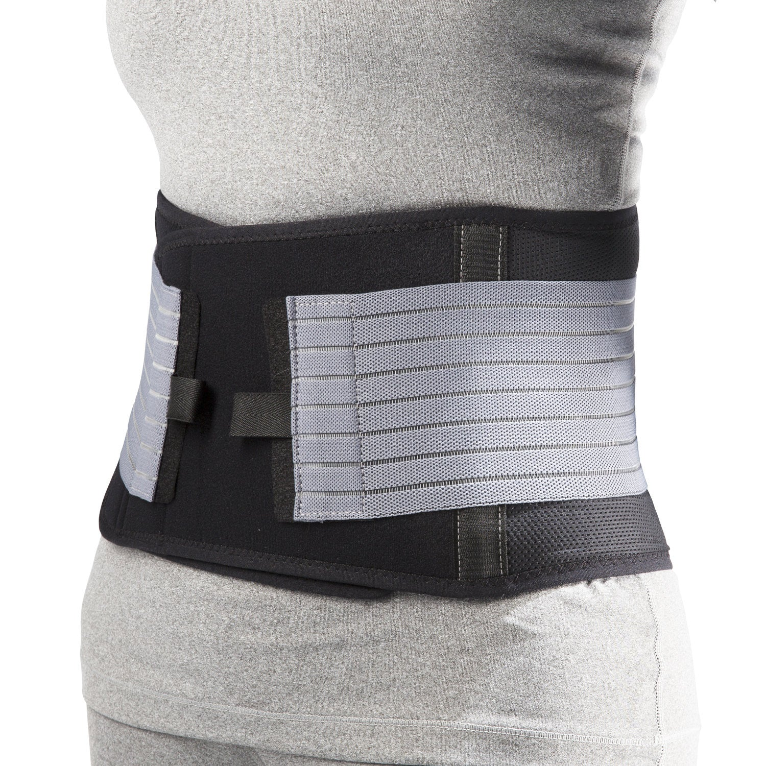 LIGHTWEIGHT ADJUSTABLE SACRO BRACE