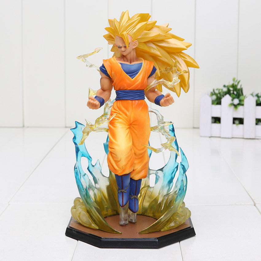 Son Goku Super Saiyan 3 Action Figure