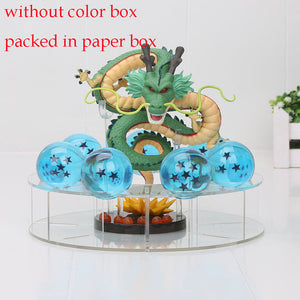 HOT: Shenron & 7 Dragon Balls Complete Set Action Figure