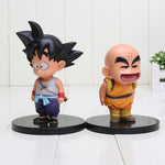 Son Goku & Krillin Action Figures