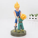 Dramatic Vegeta &Trunks Action Figure