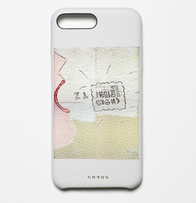 CHAOS X Rose Wylie - Limited Edition iPhone case - CHOCO LEIBNIZ