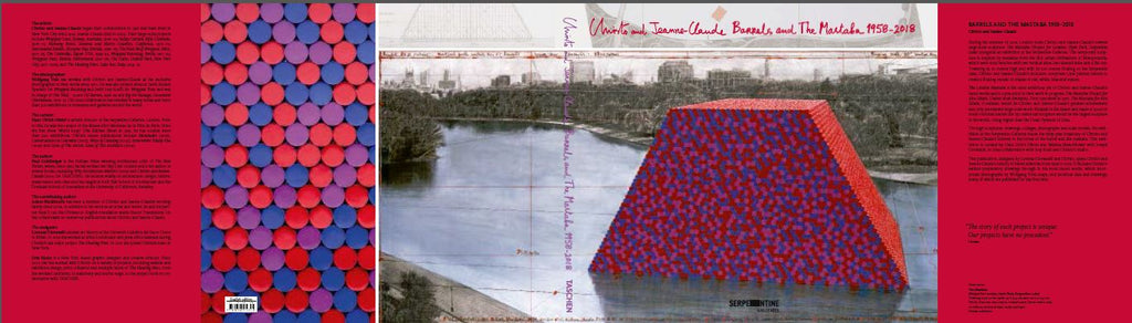 Christo and Jeanne-Claude: Barrels and The Mastaba 1958 – 2018 Catalogue