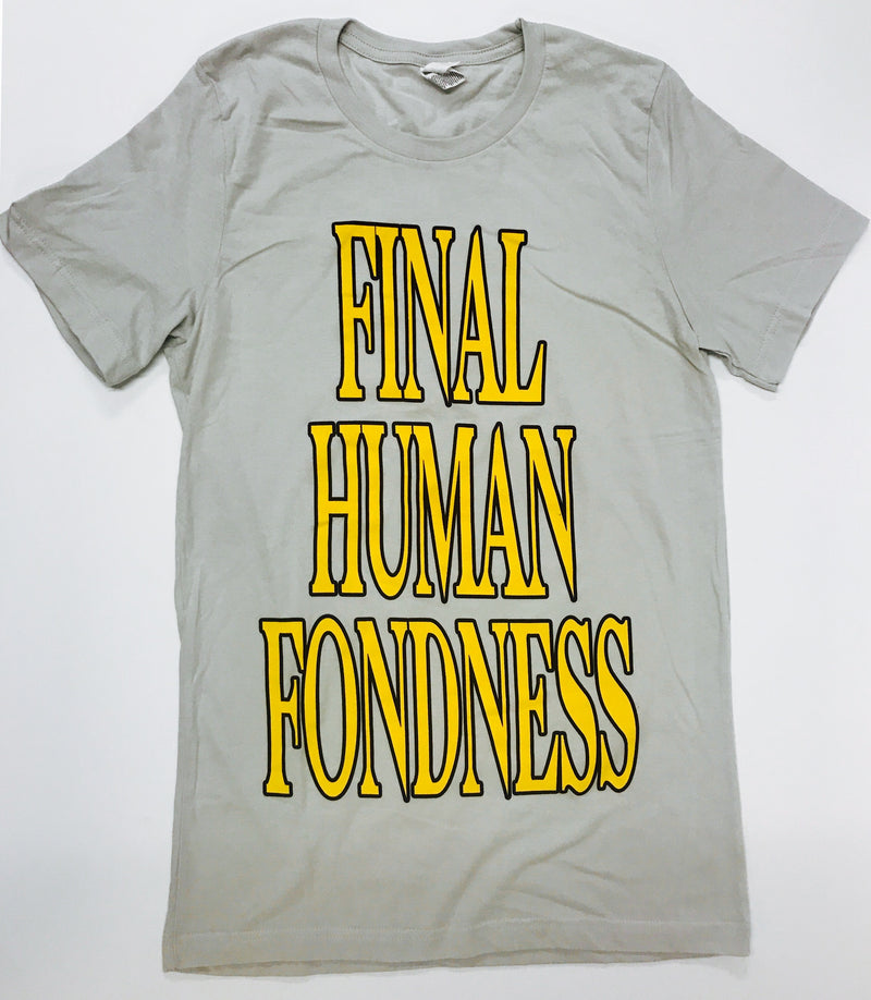 Ian Cheng T-shirt: Final Human Fondness