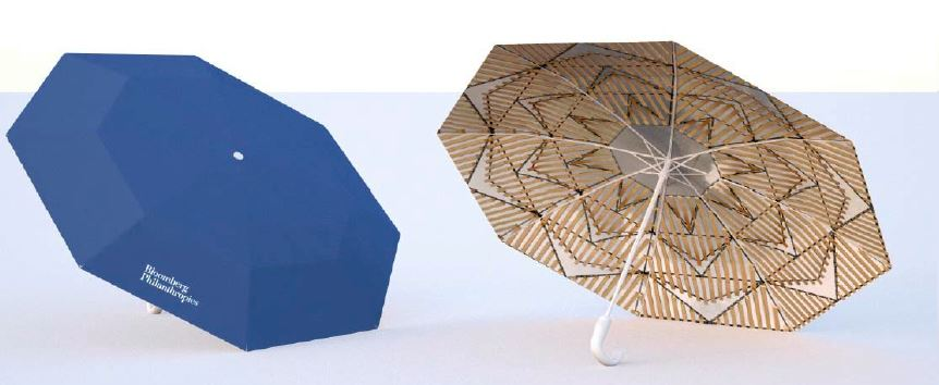 Francis Kéré Umbrella