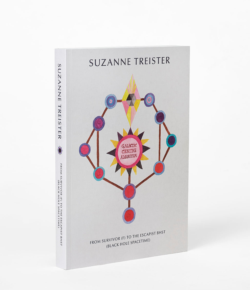 Suzanne Treister: From SURVIVOR (F) To The Escapist BHST (Black Hole Spacetime)