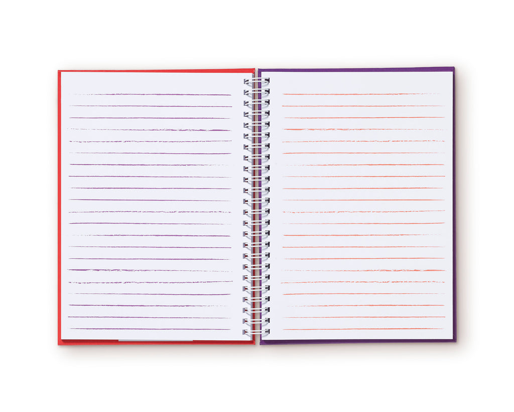 Christo and Jeanne-Claude Notebook