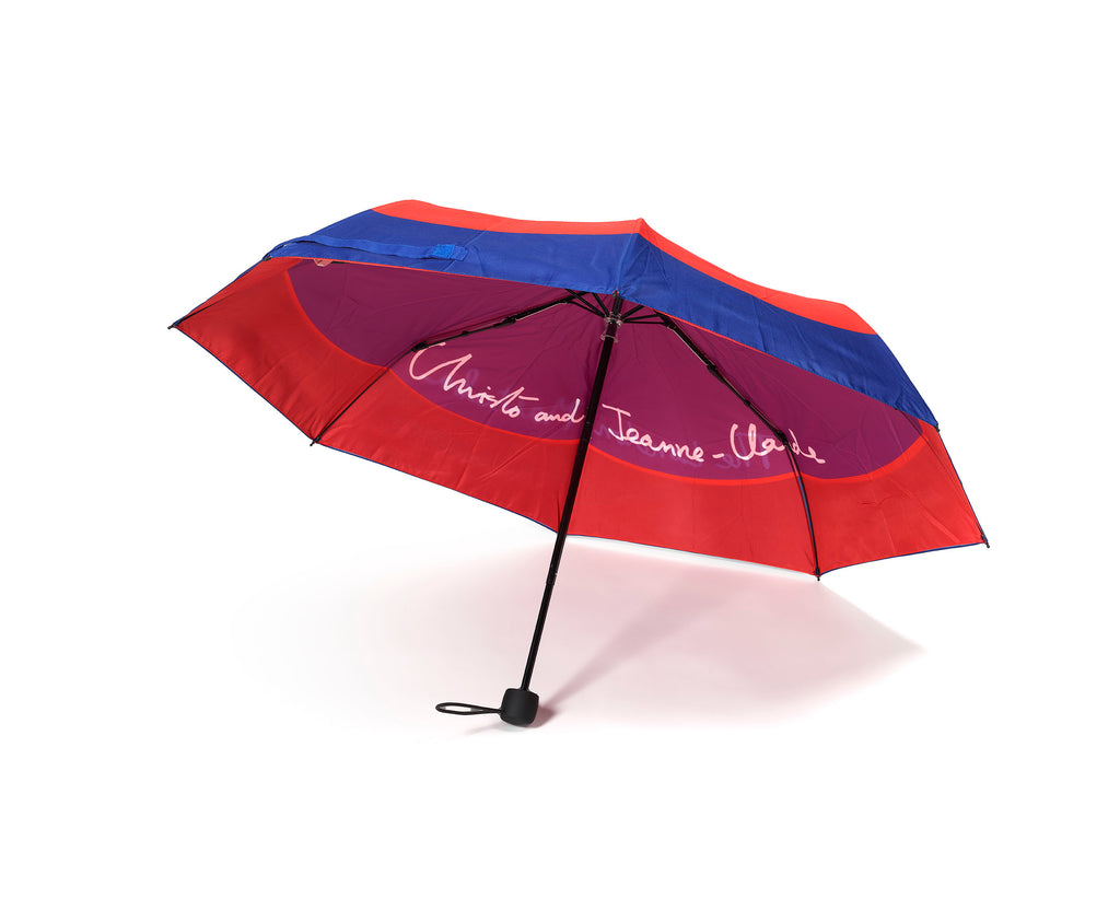 Christo and Jeanne-Claude Tote Umbrella