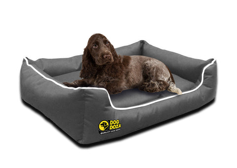 Dog Dreamer Settee - Memory Foam Waterproof Various Sizes & Colours