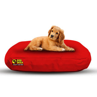 Waterproof Oval Bed In 4 Sizes & Various Colours