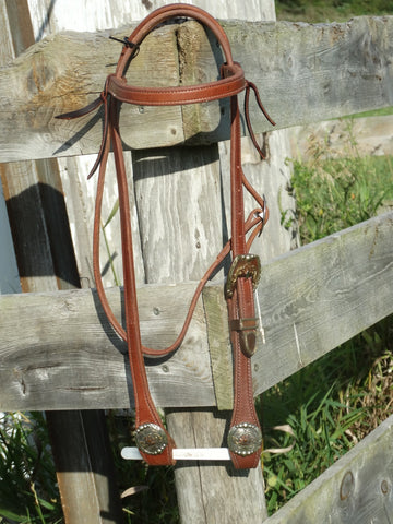 Brow Band Headstall