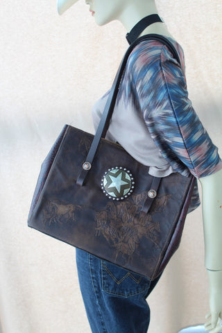Double Handle Purse