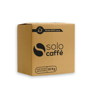 Cafe Soluble 100% Puro ( 10 Kgs )