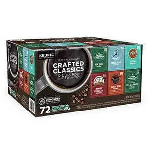 Keurig Crafted Classics ( 72 )