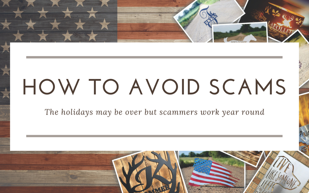 How to avoid scams | Precision Metal Art