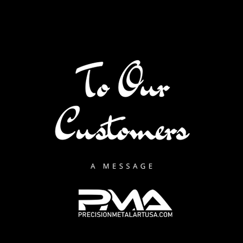 message to customer