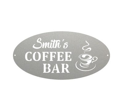 Home Decor - Custom Coffee Bar Sign