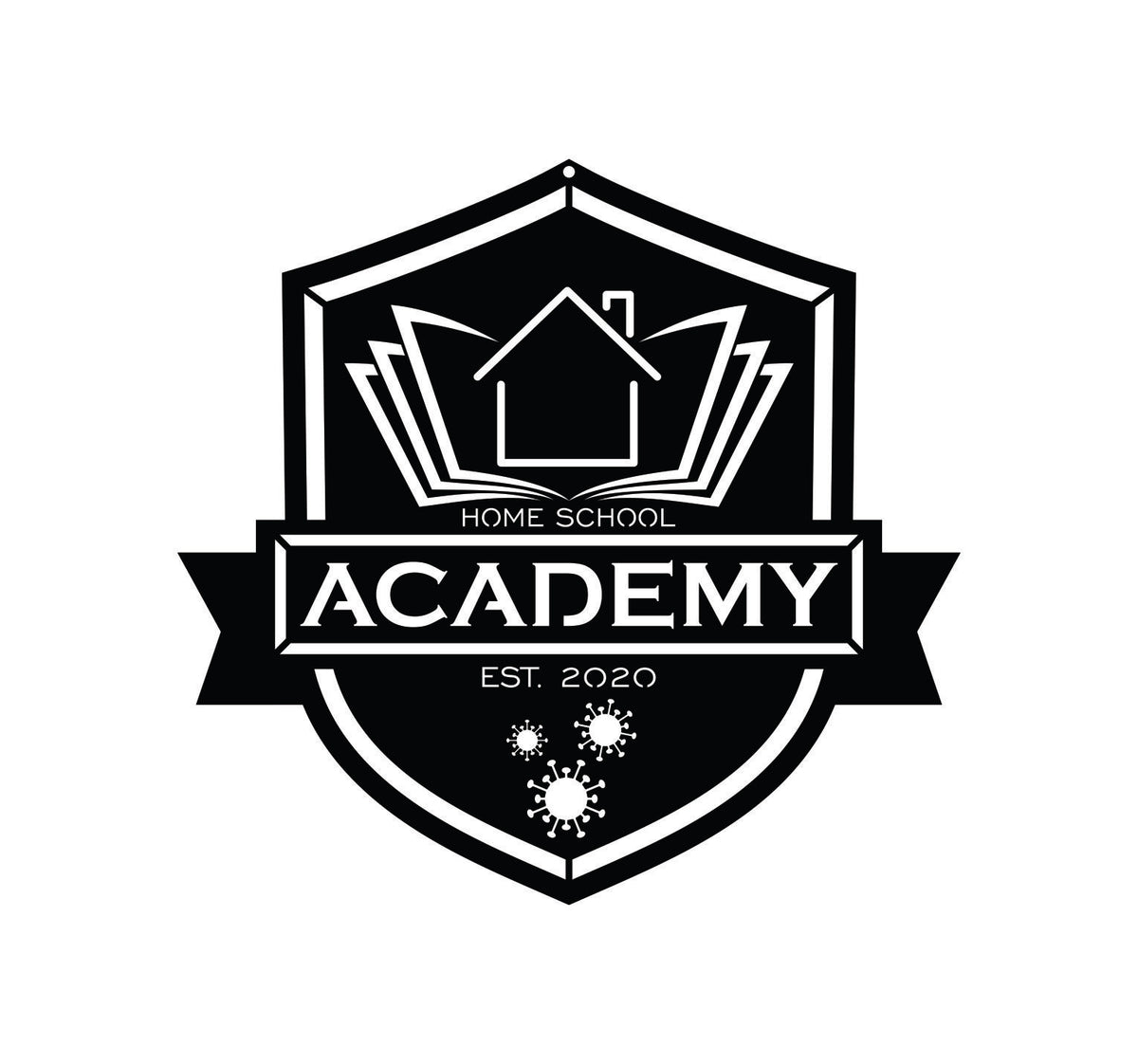 Home School Academy Sign