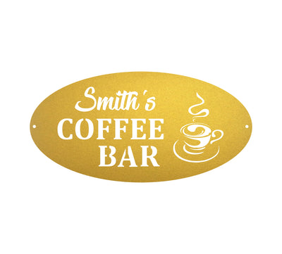 Personalized-7 - Custom Coffee Bar Sign