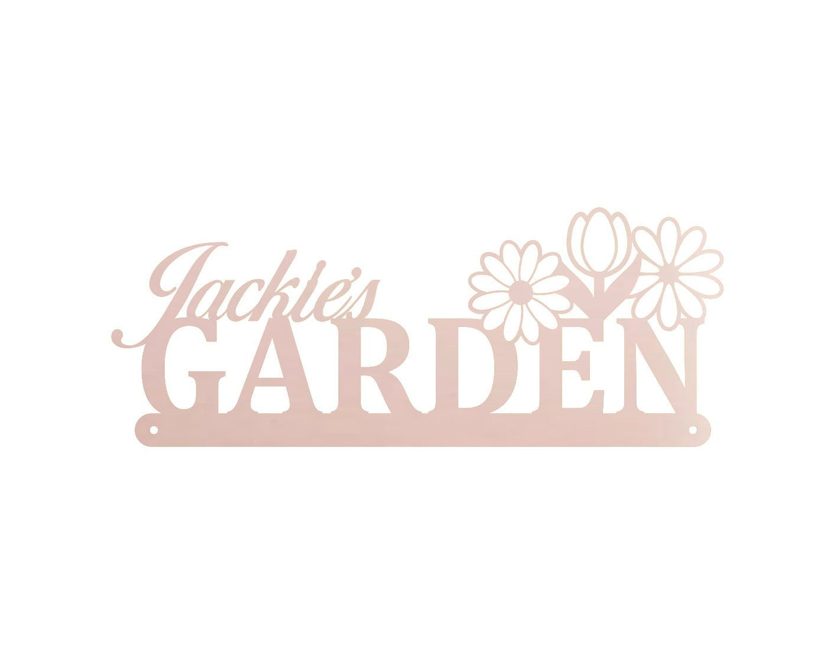 Personalized-7 - Personalized Garden Sign