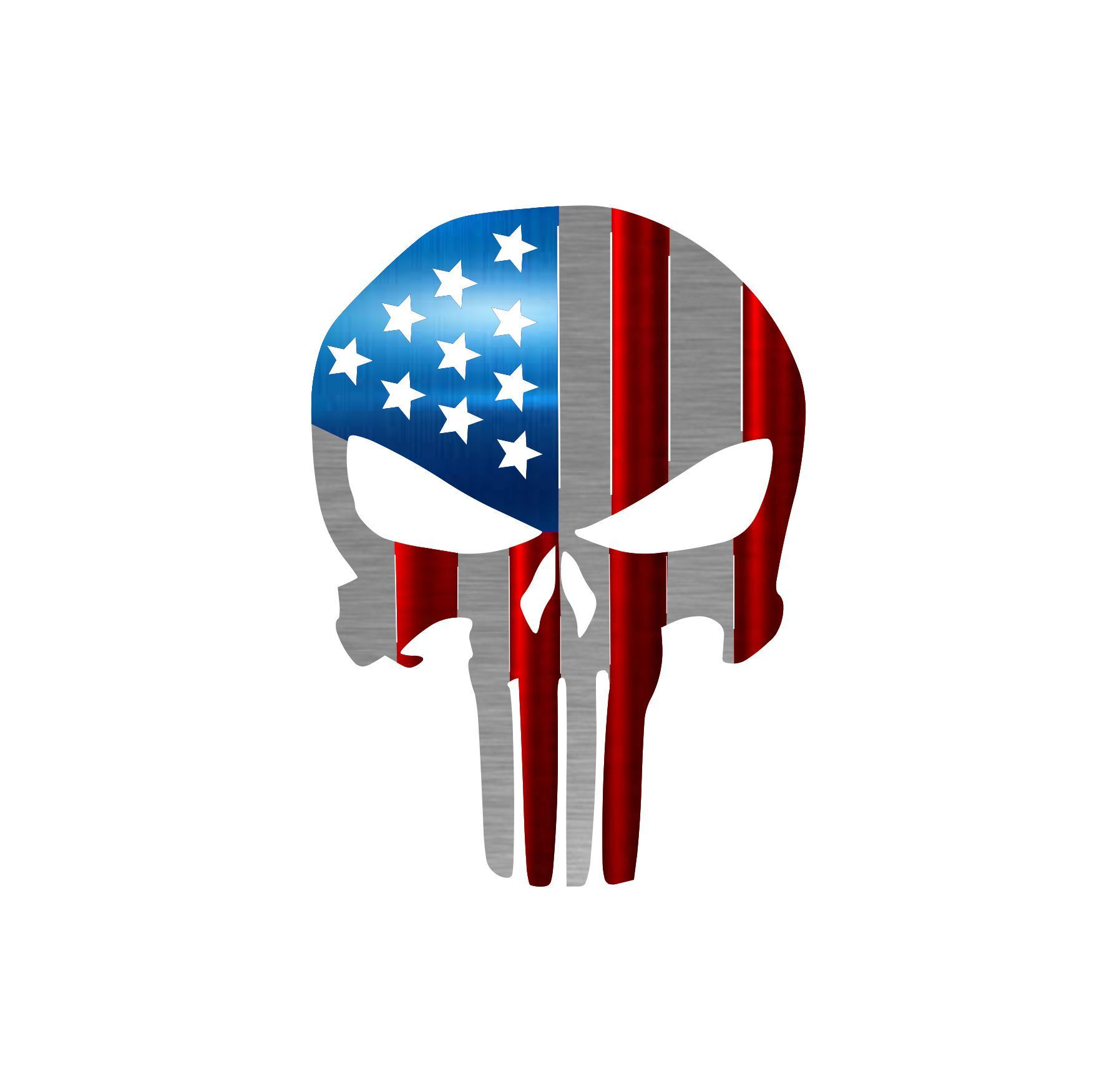 Stock - Punisher Flag