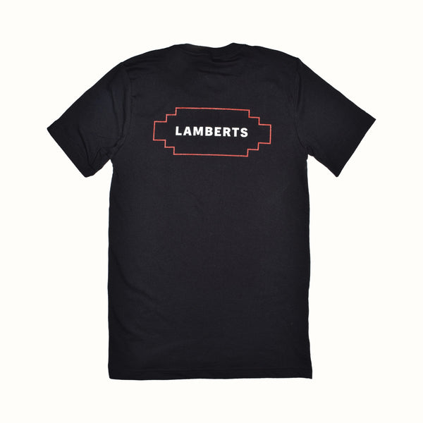 Lamberts Historic Building Pocket Tee
