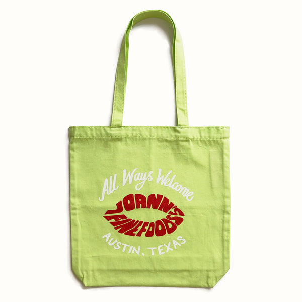 Joann's All Ways Welcome Tote