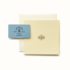 Swedish Hill Gift Card