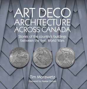 Art Deco Architecture Across Canada (Canadian buyers)
