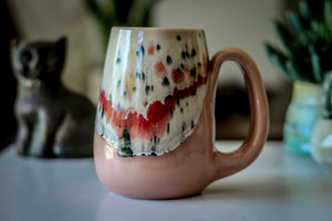 10-D Misty Meadow Mug, 17 oz.
