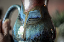 Load image into Gallery viewer, 11-B Copper Agate Barely Flared Acorn Mug - TOP SHELF, 19 oz.