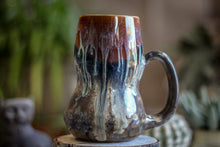 Load image into Gallery viewer, 10-D New Wave Textured Gourd Mug - ODDBALL, 18 oz. - 15% off