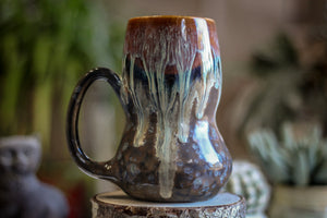 10-D New Wave Textured Gourd Mug - ODDBALL, 18 oz. - 15% off