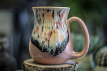 Load image into Gallery viewer, 02-E Granny's Lace Flared Mug, 16 oz.