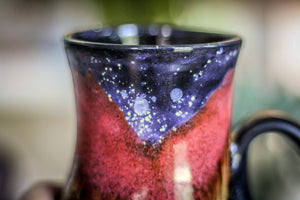 09-B Starry Night Flared Mug - ODDBALL, 20 oz. - 10% off
